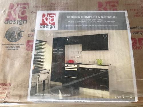 cocina integral design  nueva sin abrir