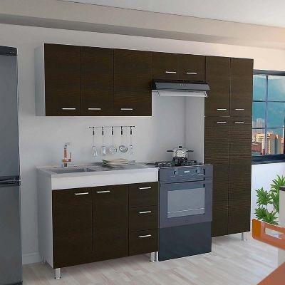 cocina integral ferreti metros 11 puertas 3 cajones On cocina integral 3 metros
