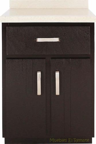 cocina integral gabinete de piso armany 60cms venta en mty
