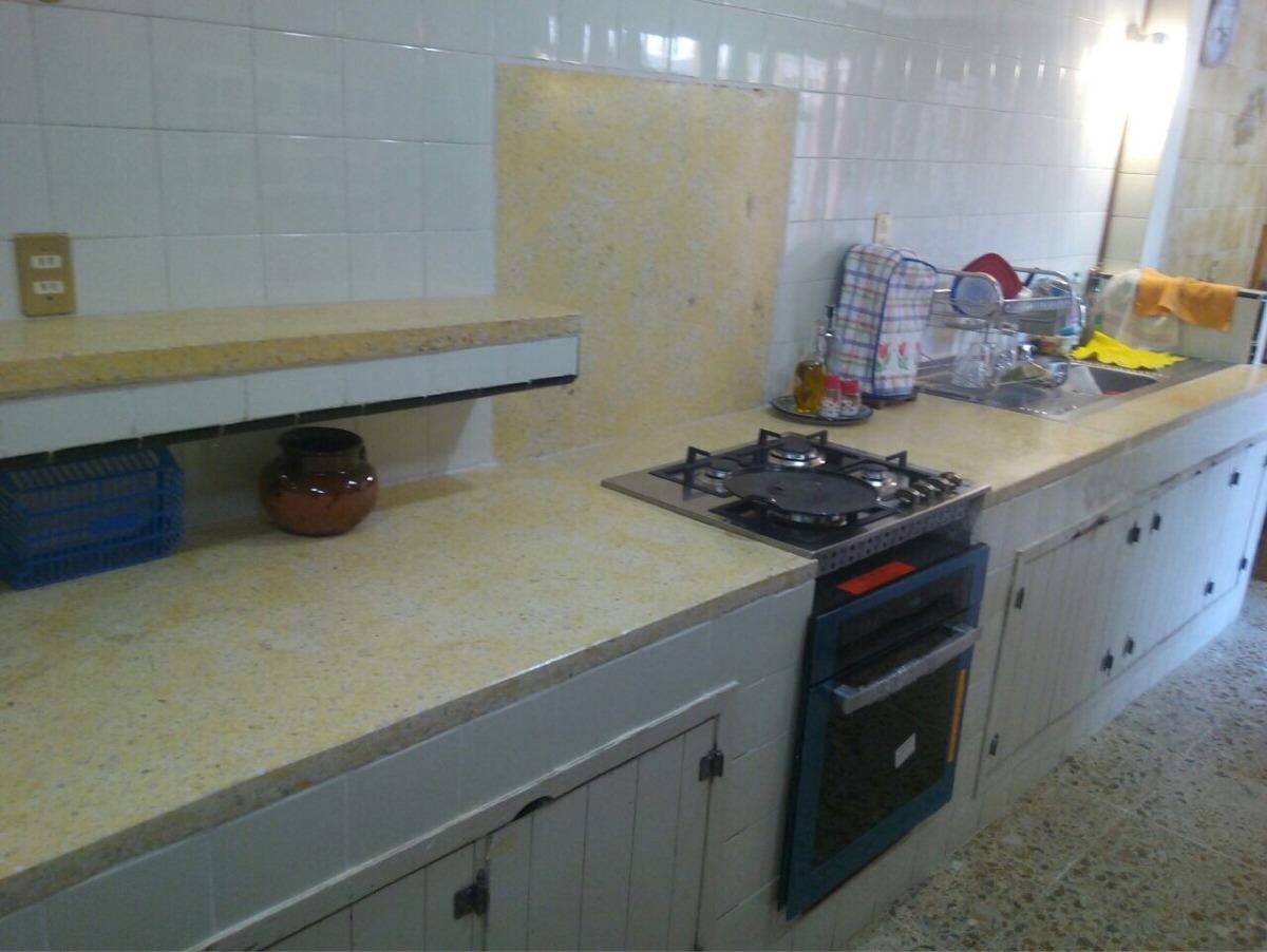 Cocina integral granito vaciado 4cm grosor pide cotizar for Barras de granito para cocina