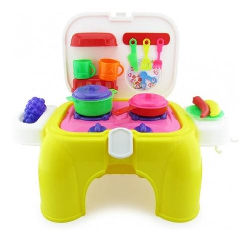 cocina integral infantil , para niñas , juego didactico
