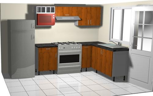 cocina integral modelo cinco
