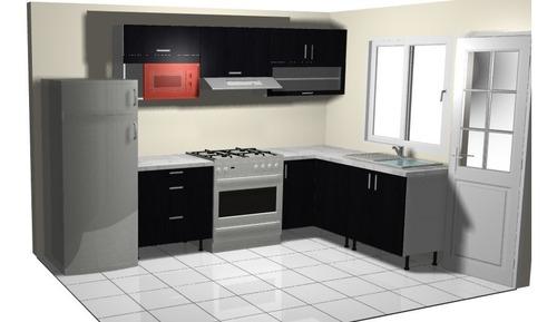 cocina integral modelo seis