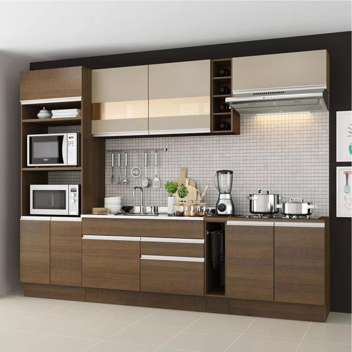 Cocina Integral Muebles Moderna