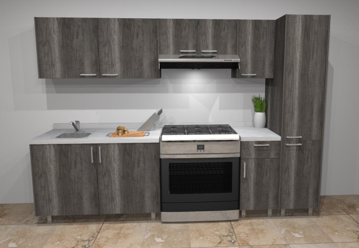 Cocina integral nueva muebles para cocina con despensero for Muebles para cosina