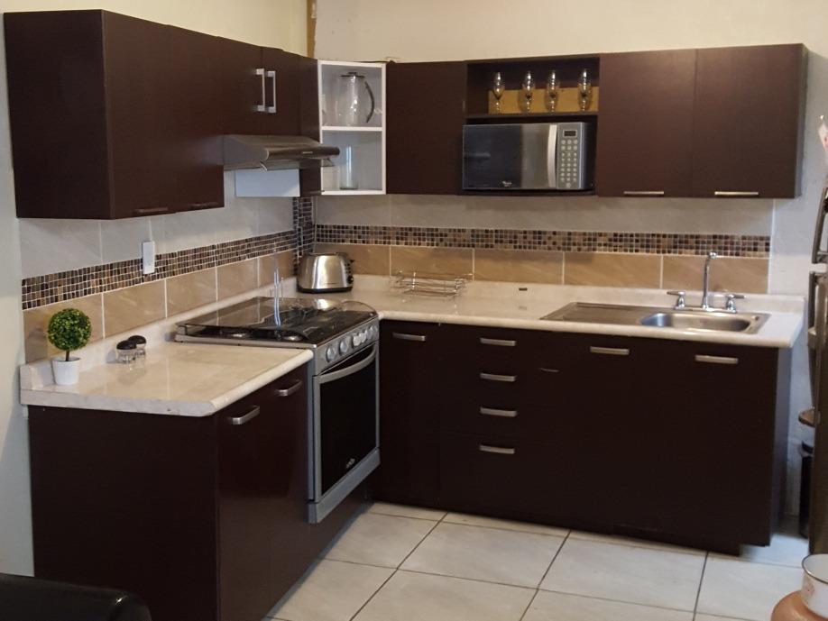Cocina integral usada 15 en mercado libre - Imagenes de cocinas integrales pequenas modernas ...