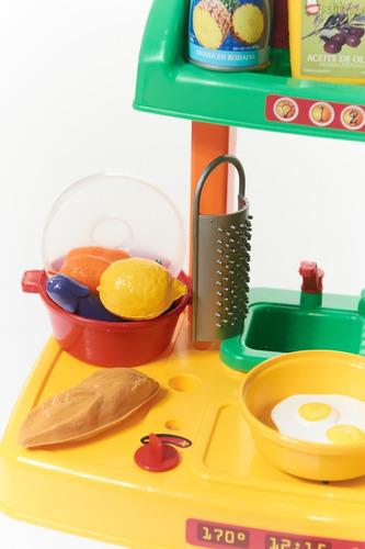 cocina juguete lionels petit chica 22 accesorios creciendo