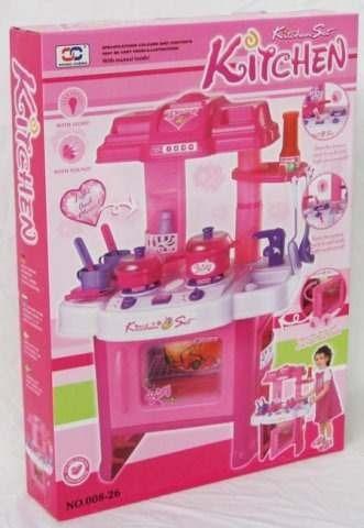 Cocina juguete para la princesa horno accesorios calidad for Juguetes de cocina