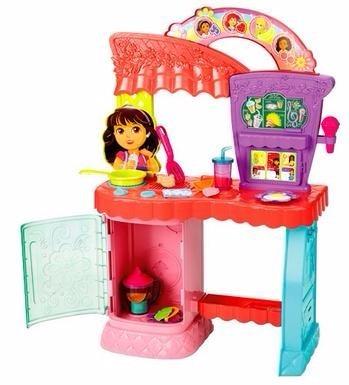 Cocina karaoke dora la exploradora arcoiris remate 50 en mercado libre - Dora la exploradora cocina ...