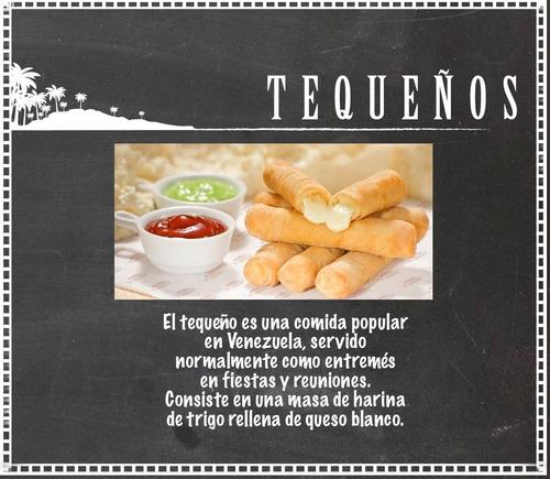 cocina  latinoamericana  - arepas - catering - venezuela