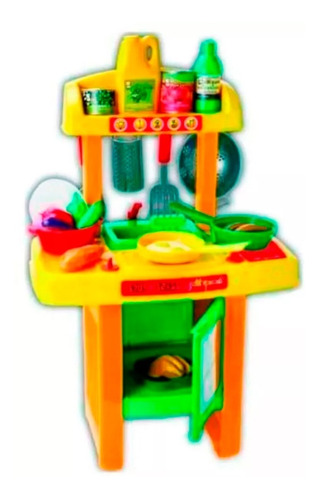 cocina lionels petit chica 22 accesorios juguete babymovil