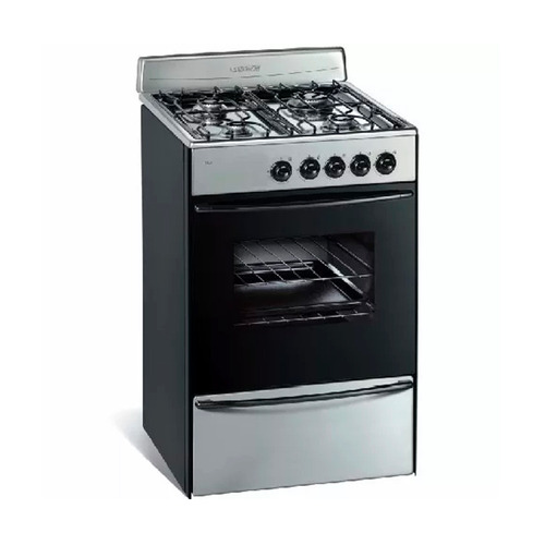 cocina longvie  56 cm. inoxidable 13231xfvsh