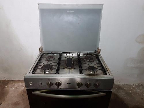 cocina mabe 5 hornillas