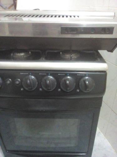 cocina mabe + campana en perfecto estado