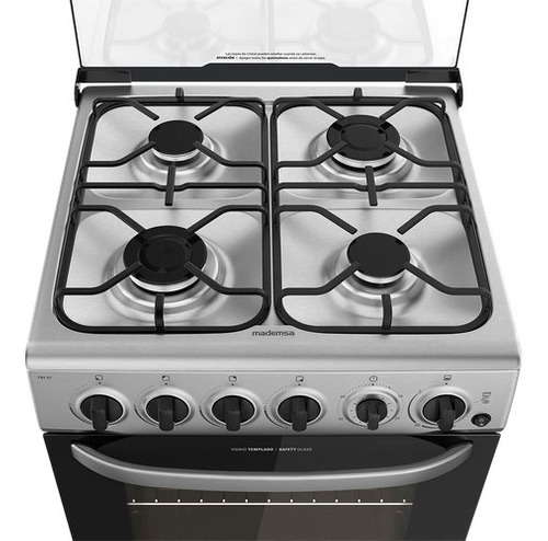 cocina mademsa 4 platos 785xf nuevo