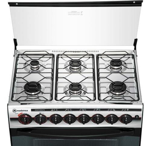 cocina mademsa 6 platos diva 840 n encendido electrónico
