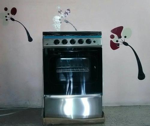 cocina marca haceb, 4 hornillas
