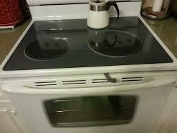 cocina maytag vitroceramica eléctrica 220v con horno panoram