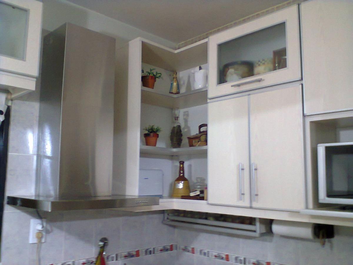 Mueble Cocina Melamina Con Aluminio Gu As De Ruedas 2 800 00  # Muebles De Cocina Faplac