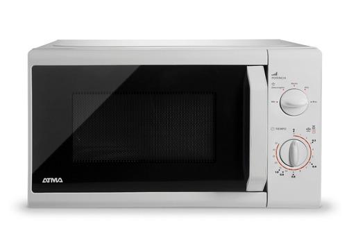cocina microonda 20lts 700w atma mr-1720n 3934