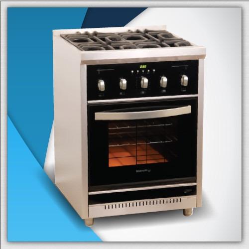 cocina morelli mod 600 linea hogar tapa de vidrio