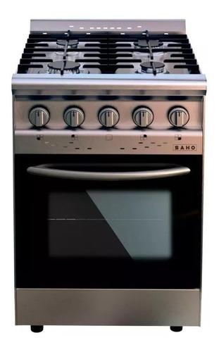 cocina morelli saho jitaku 4 hornallas 55 cm puerta visor