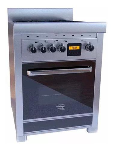 cocina morelli vintage 600 4h grill luz touch panel cuotas