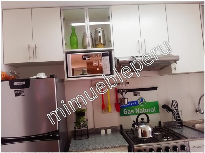 Cocina Muebles Altos Finos Acabados - S/ 350,00 en Mercado Libre