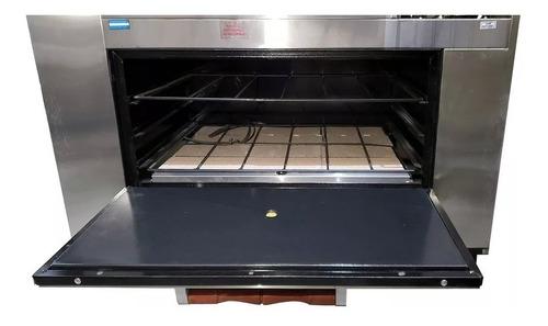 cocina multiple tecnocalor 115cm parrilla plancha carlitero
