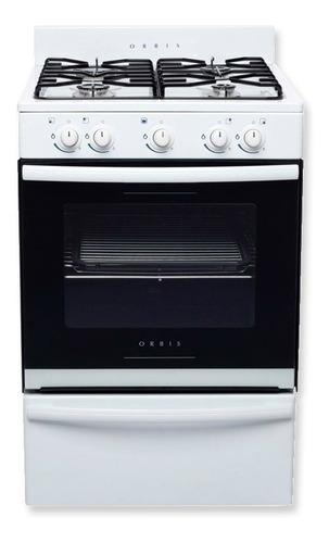 cocina orbis 838 bc2 blanca autolimpiante visor panoramico.