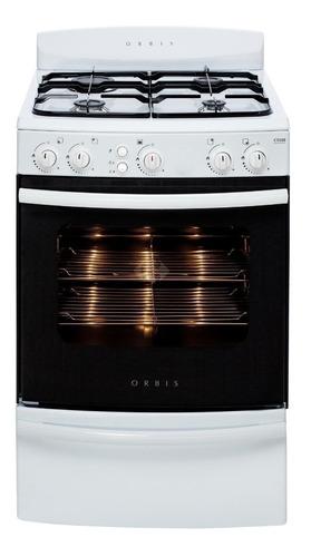 cocina orbis c/luz y encendido 958 bco blanca c9500