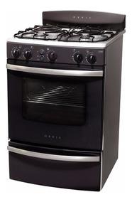 Cocina Orbis C9500 Inoxidable Con Gas Cocinas 4 Hornallas En