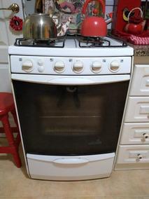 Cocina Orbis Convecta Blanca Usada Cocinas Usado 4 Hornallas En