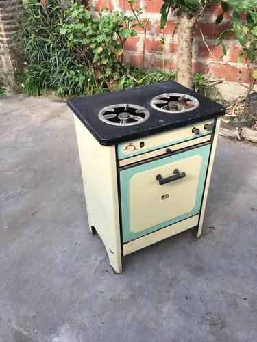 cocina orbis enlozada antigua