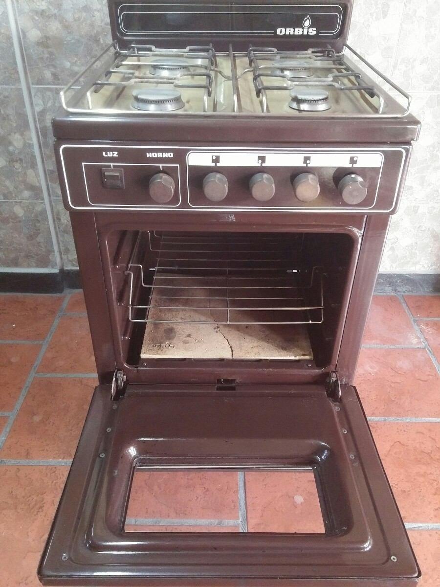Cocina Orbis Piso De Piedra Impecable - $ 2.399,00 en Mercado Libre