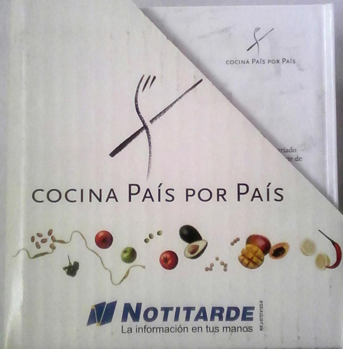 Cocina Pais Por Pais - Bs. 4.000.000,00 en Mercado Libre