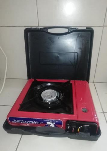 cocina para camping