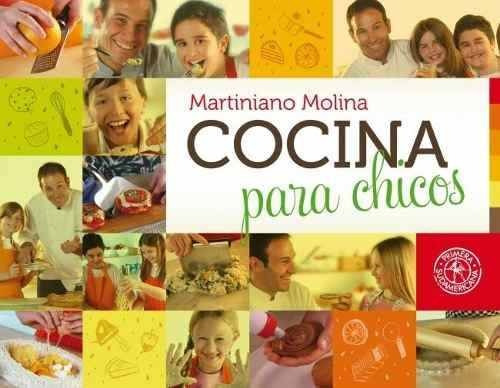 cocina para chicos - martiniano molina
