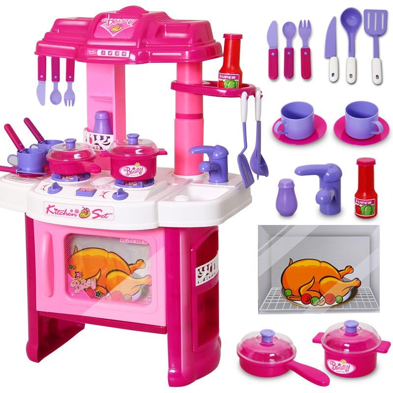 Cocina Para Niñas Con Luces