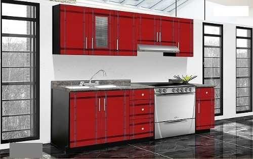 cocina paris 240 m - rojo këssa envio gratis cdmx