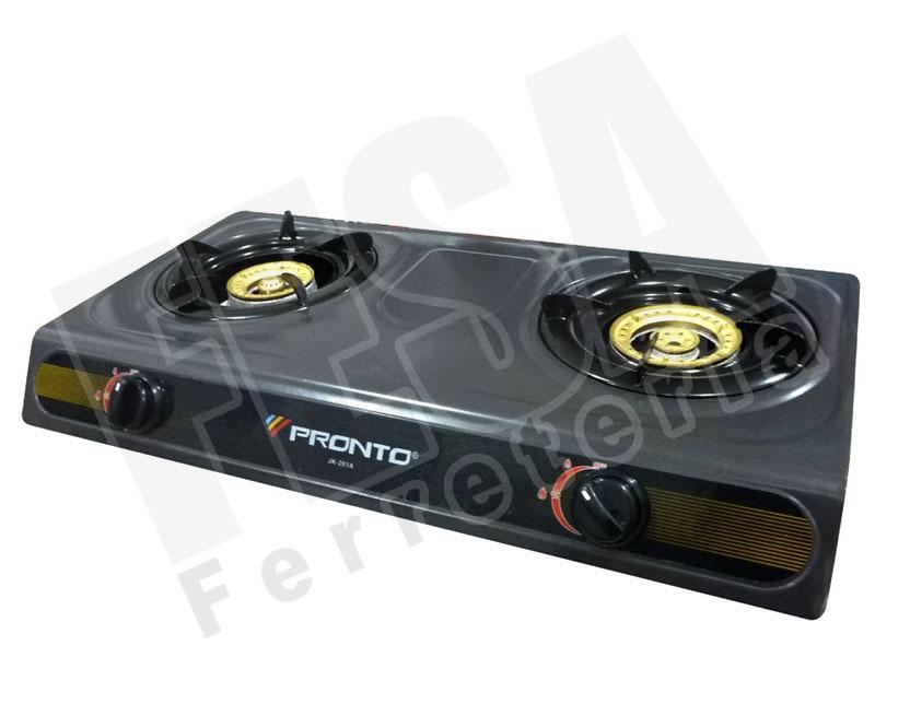 Cocina portatil 2 hornillas a gas cod4210 bs - Cocina portatil gas ...
