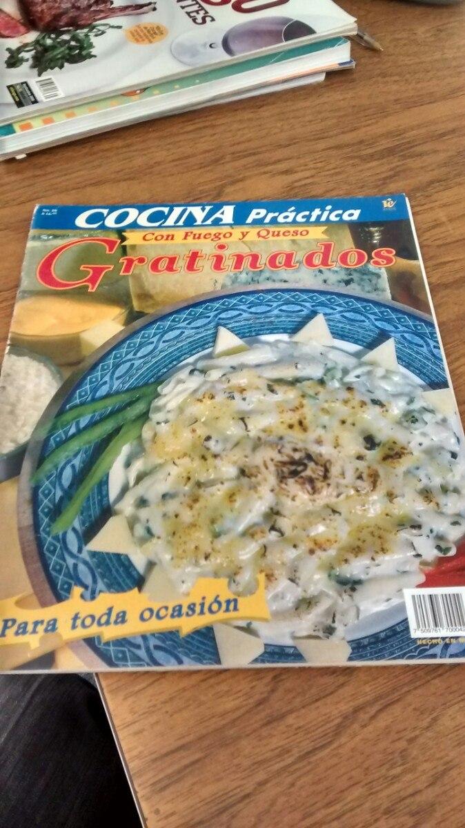 Cocina pr ctica con fuego y queso gratinados en for Cocina practica