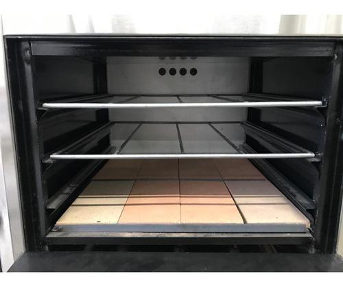 cocina semi industrial 57 cm estilo country eg 57