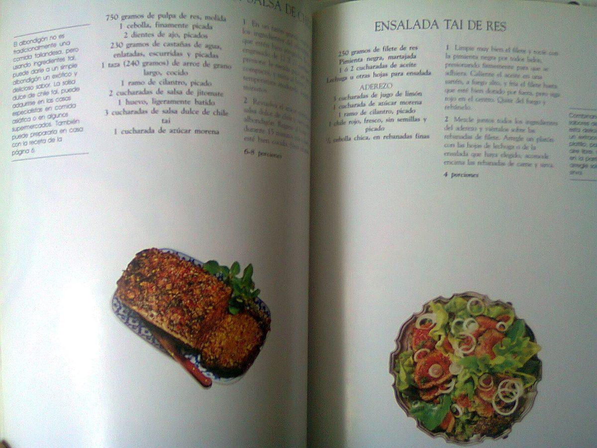 Cocina Tailandesa Colecci N Tesoros Se La Cocina Vanidades