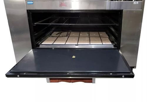 cocina tecnocalor 4 h + plancha tostador parrilla ahora 12