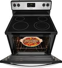 cocina vitroceramica frigidaire (ffef3051ts) nueva en caja