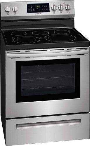 cocina vitroceramica frigidaire (ffef3056ts) nueva en caja