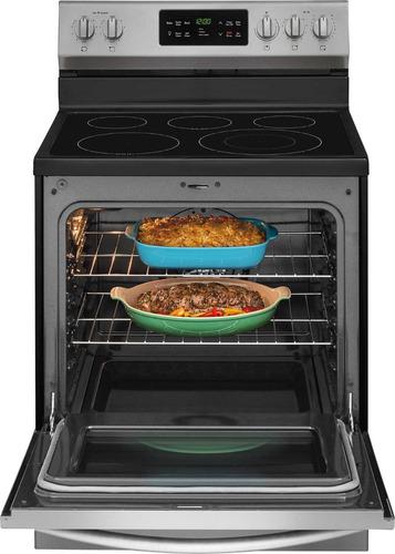 cocina vitroceramica frigidaire (fgef3036tf) nueva en caja