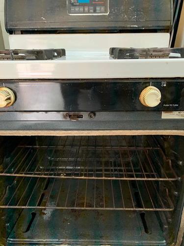 cocina whirlpool a gas