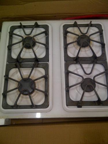 cocina whirlpool cuatro hornillas